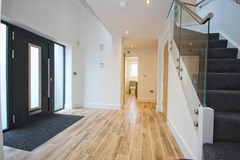 Elm Close Hallway